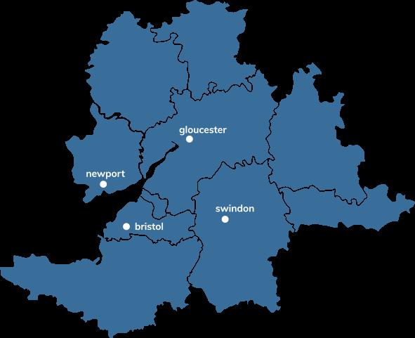 multi-crete map